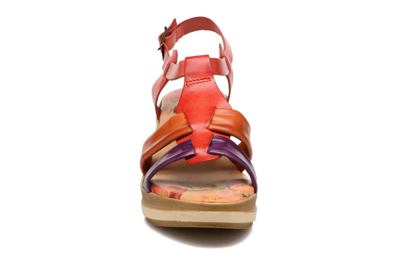 Sandalen Laura Vita Socio mehrfarbig schuhe getragen
