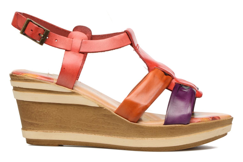 Sandalen Laura Vita Socio mehrfarbig ansicht von hinten
