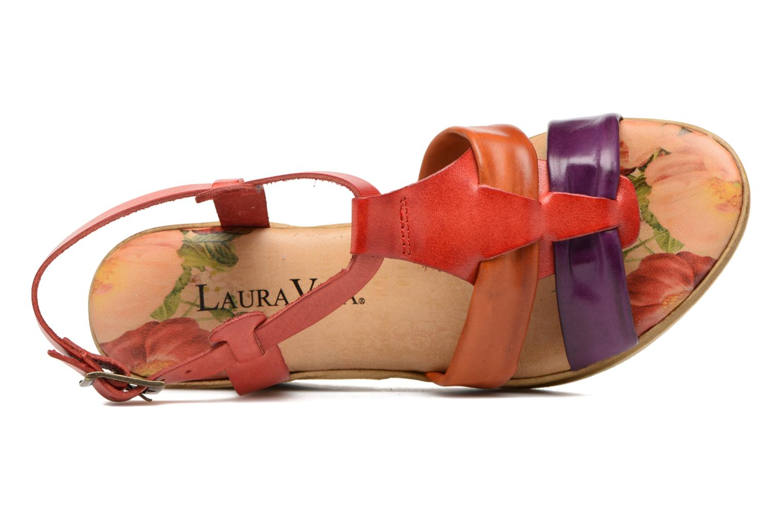 Sandalen Laura Vita Socio mehrfarbig ansicht von links