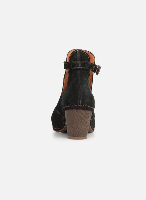Stiefeletten & Boots Art I Meet 143 schwarz ansicht von rechts