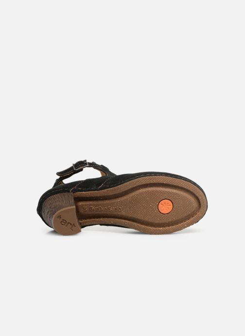 Stiefeletten & Boots Art I Meet 143 schwarz ansicht von oben