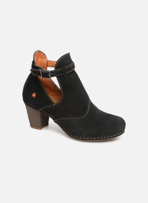 Ankle boots Art I Meet 143 Black detailed view/ Pair view