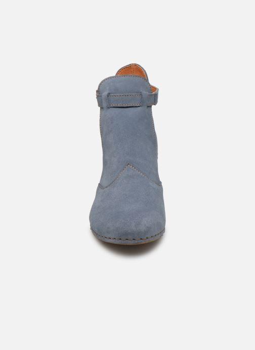 Bottines et boots Art I Meet 143 Bleu vue portées chaussures