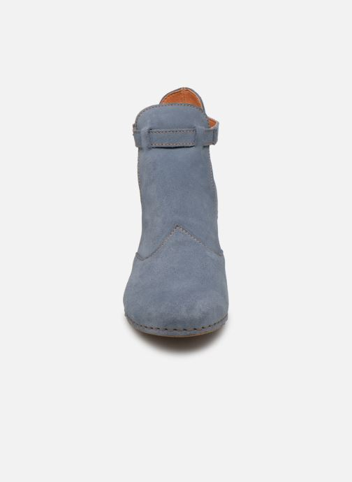 Ankle boots Art I Meet 143 Blue model view