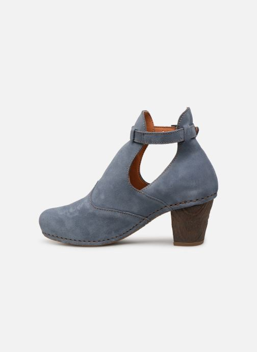 Ankle boots Art I Meet 143 Blue front view
