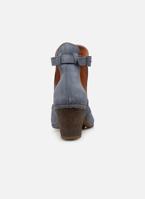 Bottines et boots Art I Meet 143 Bleu vue droite