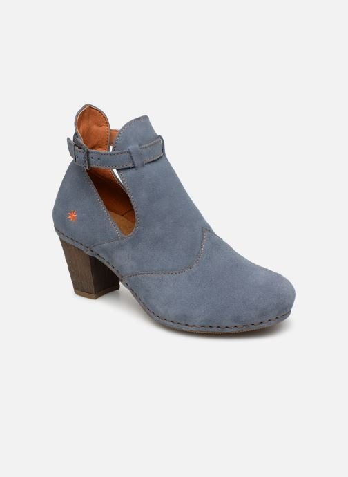 Ankle boots Art I Meet 143 Blue detailed view/ Pair view