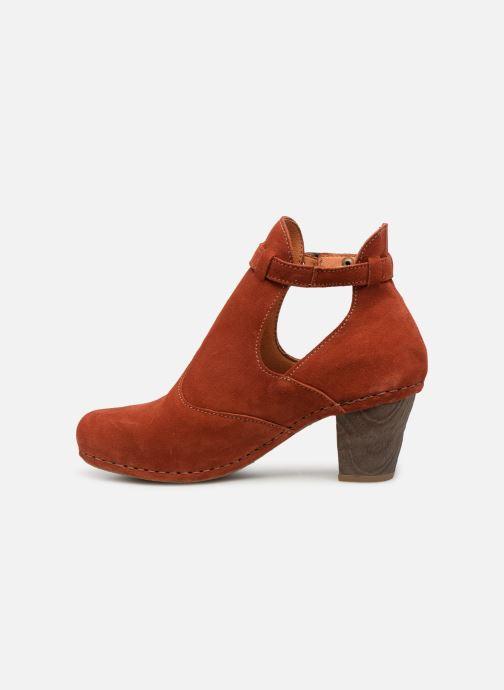 Bottines et boots Art I Meet 143 Rouge vue face