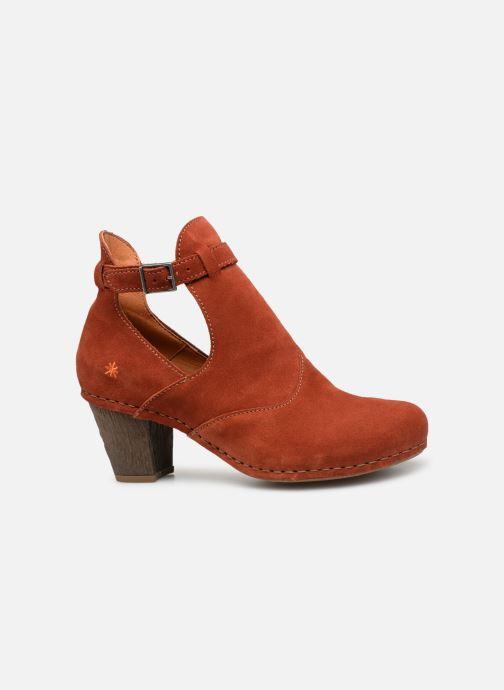 Bottines et boots Art I Meet 143 Rouge vue derrière