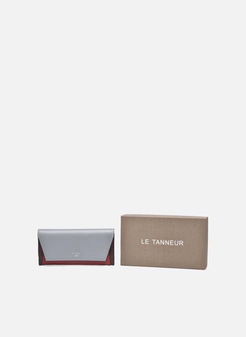 Kleine lederwaren Le Tanneur Porte monnaie Lily long 8 cc Multicolor detail