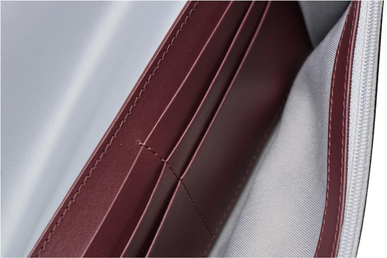 Wallets & cases Le Tanneur Porte monnaie Lily long 8 cc Multicolor back view