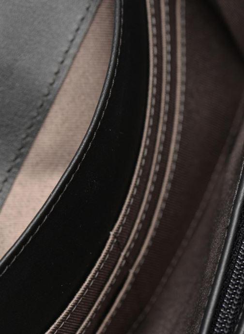 Petite Maroquinerie Le Tanneur Porte monnaie Mila long Noir vue derrière