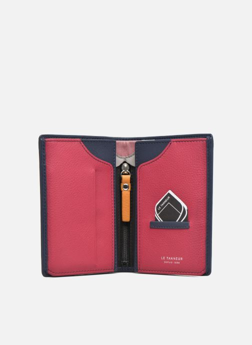 Portemonnaies & Clutches Taschen Portefeuille billets Mrs cc monnaie zippé 4 volets