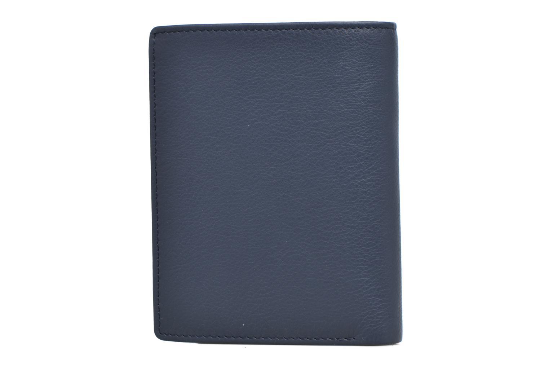 zippé Portefeuille billets volets Mrs monnaie Le Tanneur cc Bleu 4 xOqARBYw