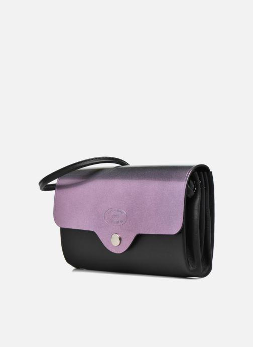 le tanneur sac à bandoulière sans couture femme