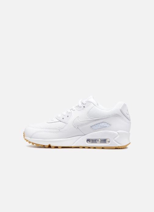 Baskets Nike Wmns Air Max 90 Blanc vue face