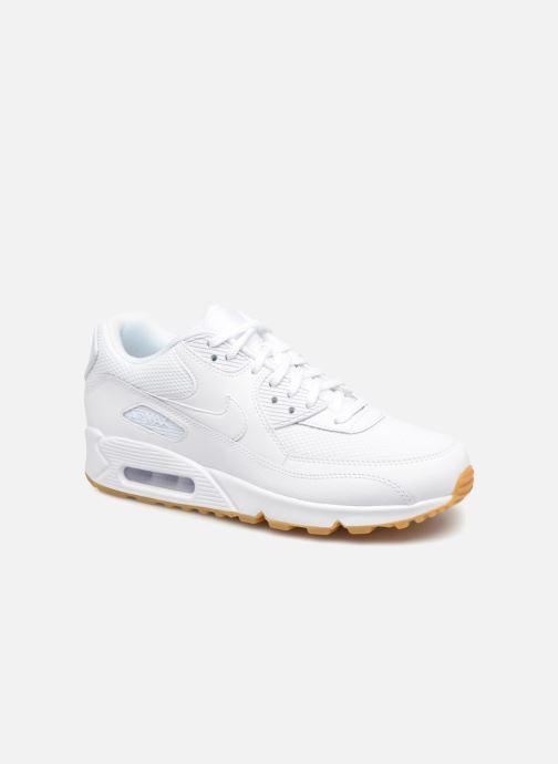 1845d9c234f1 Nike Wmns Air Max 90 (White) - Trainers chez Sarenza (329928)