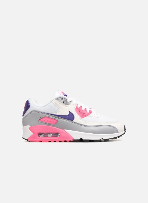 Sneakers Nike Wmns Air Max 90 Wit achterkant