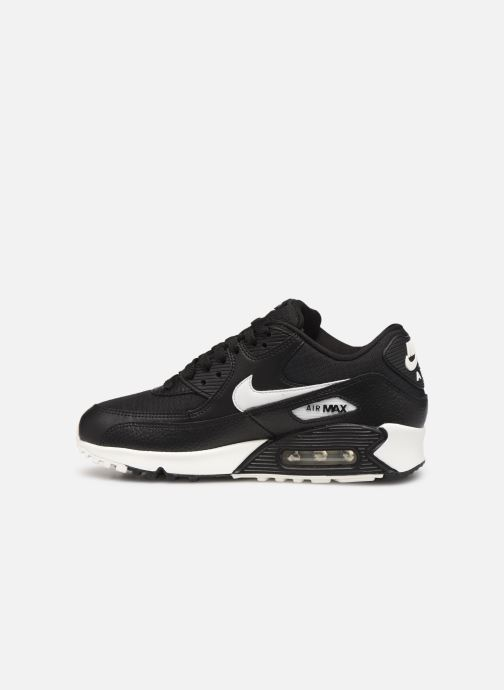 Sneakers Nike Wmns Air Max 90 Nero immagine frontale
