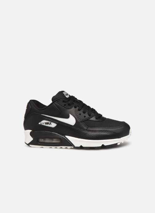 Trainers Nike Wmns Air Max 90 Black back view