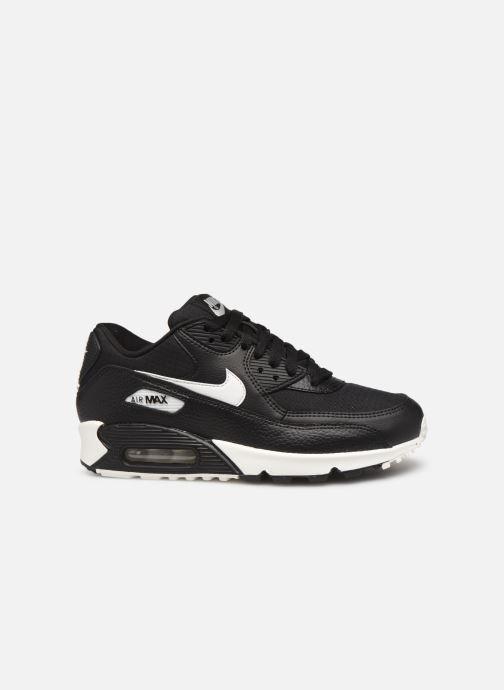 Sneakers Nike Wmns Air Max 90 Zwart achterkant