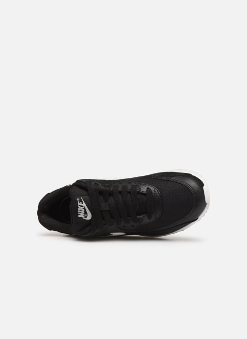 Sneakers Nike Wmns Air Max 90 Nero immagine sinistra