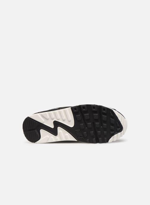 Baskets Nike Wmns Air Max 90 Noir vue haut