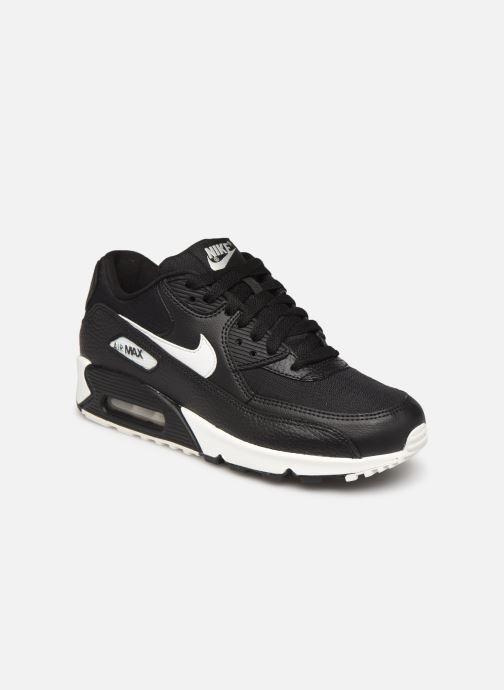 Sneakers Nike Wmns Air Max 90 Sort detaljeret billede af skoene