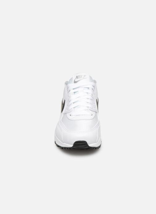 Sneaker Nike Wmns Air Max 90 weiß schuhe getragen
