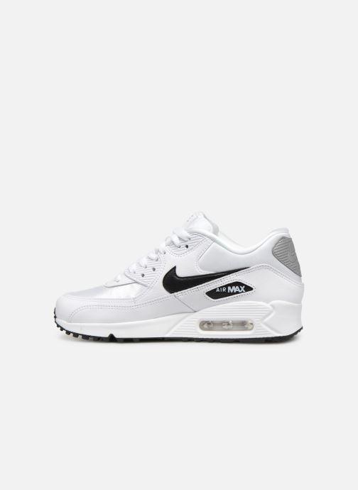 Sneaker Nike Wmns Air Max 90 weiß ansicht von vorne
