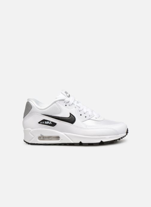 Sneaker Nike Wmns Air Max 90 weiß ansicht von hinten