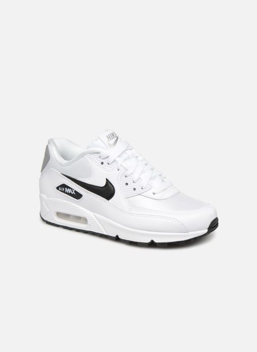 Sneaker Nike Wmns Air Max 90 weiß detaillierte ansicht/modell