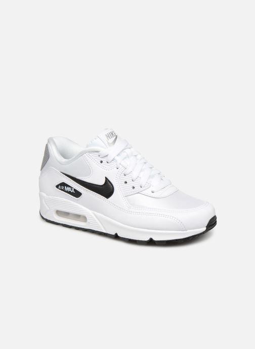Nike Wmns Air Max 90 (Blanc) - Baskets chez Sarenza (356482) 8488218a907