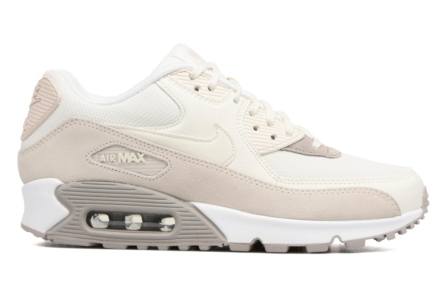 Sneakers Nike Wmns Air Max 90 Beige immagine posteriore