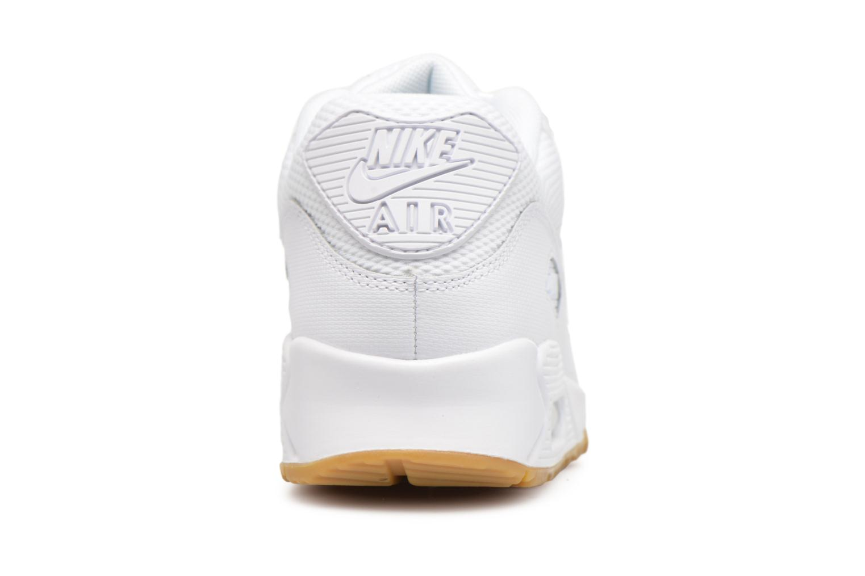 Sneakers Nike Wmns Air Max 90 Bianco immagine destra