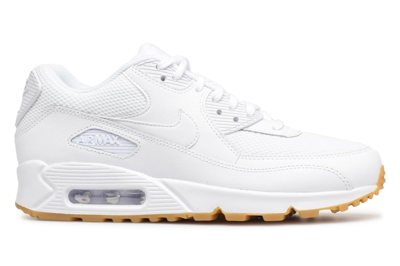 Sneakers Nike Wmns Air Max 90 Bianco immagine posteriore