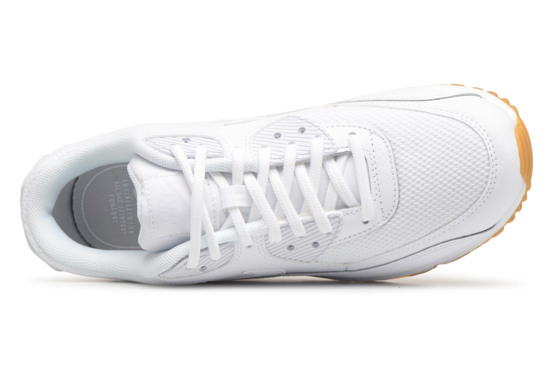Baskets Nike Wmns Air Max 90 Blanc vue gauche