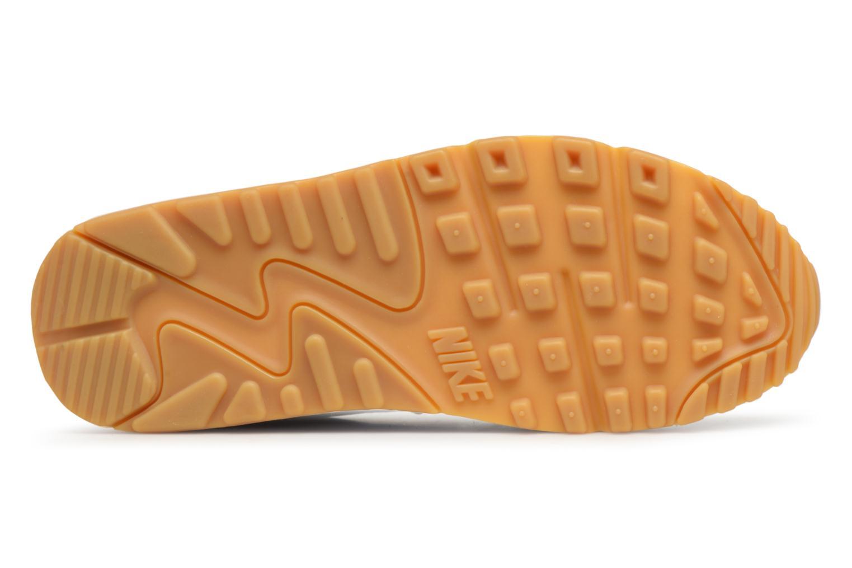 Sneakers Nike Wmns Air Max 90 Bianco immagine dall'alto