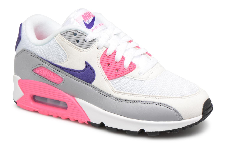 White/Court Purple-Wolf Grey-Laser Pink