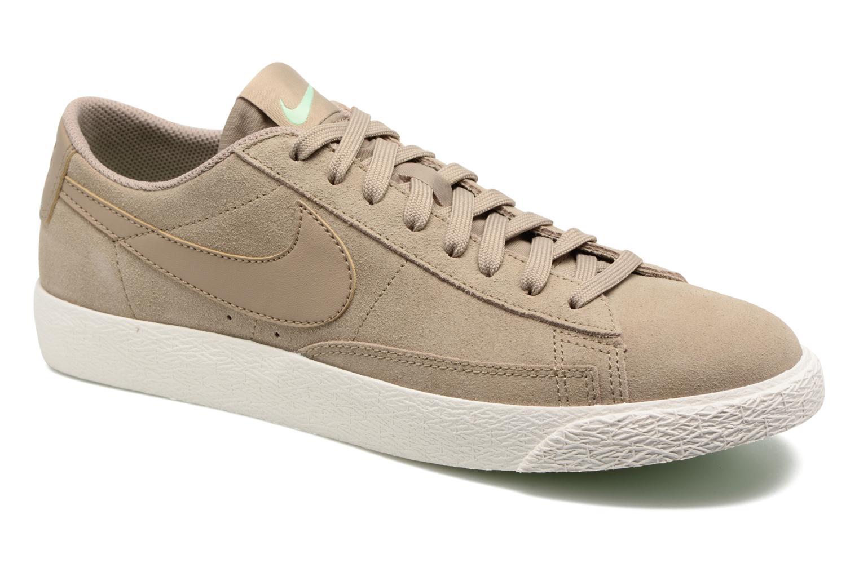 Sneaker Nike Blazer Low beige detaillierte ansicht/modell