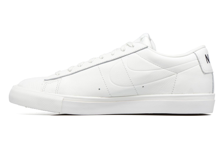 Sneaker Nike Blazer Low weiß ansicht von vorne