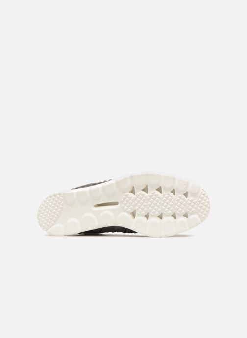Baskets Nike Nike Mayfly Woven Gris vue haut