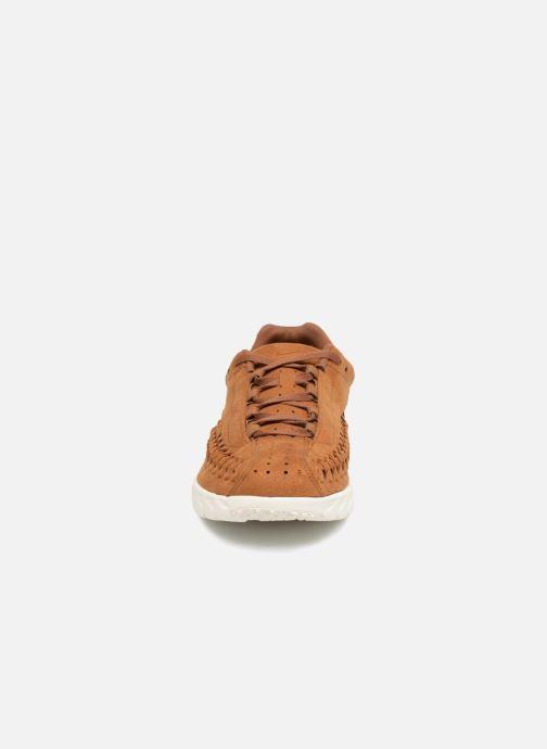 Sneaker Nike Nike Mayfly Woven braun schuhe getragen