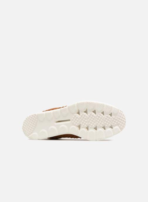 Sneaker Nike Nike Mayfly Woven braun ansicht von oben