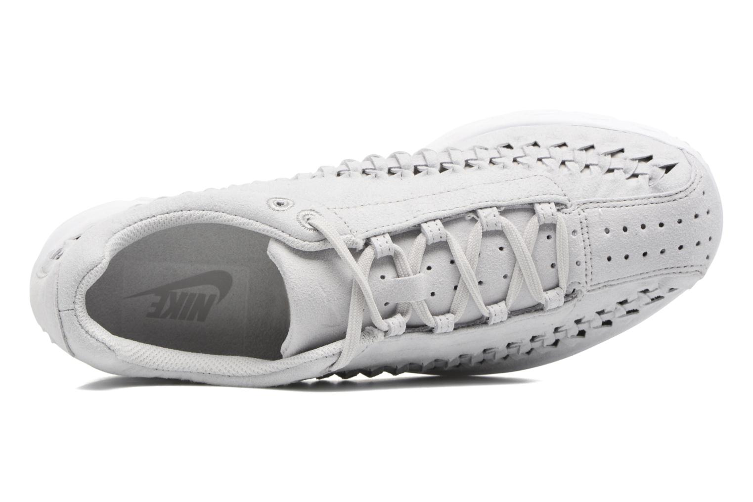 Trainers Nike Nike Mayfly Woven Grey view from the left