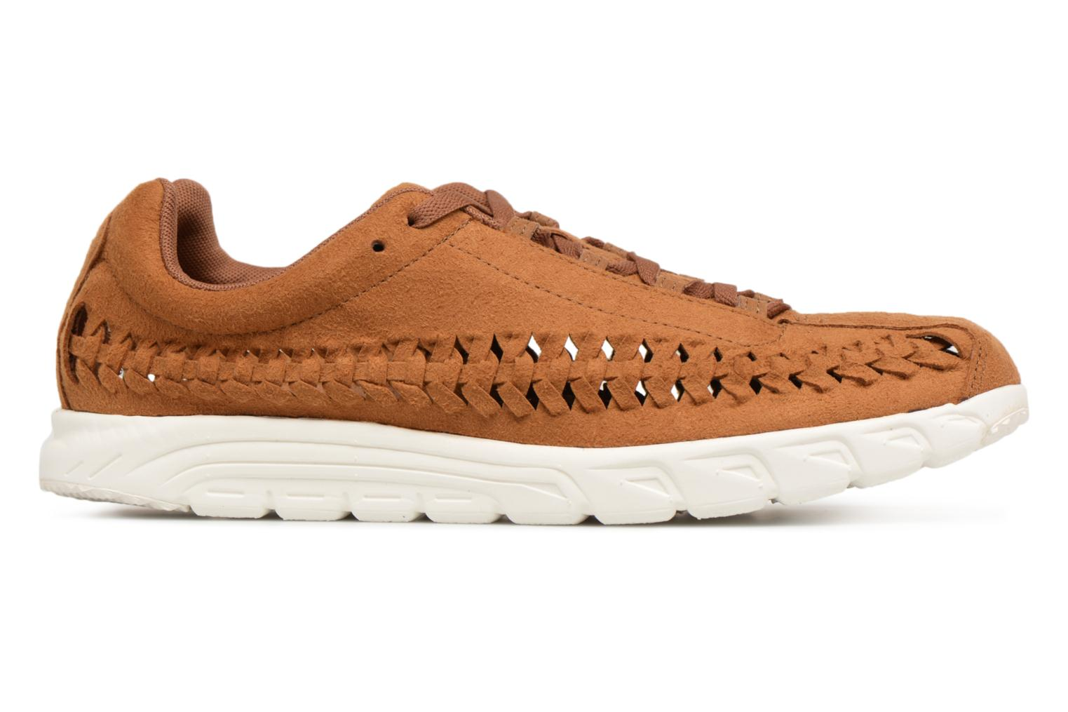 Trainers Nike Nike Mayfly Woven Brown back view