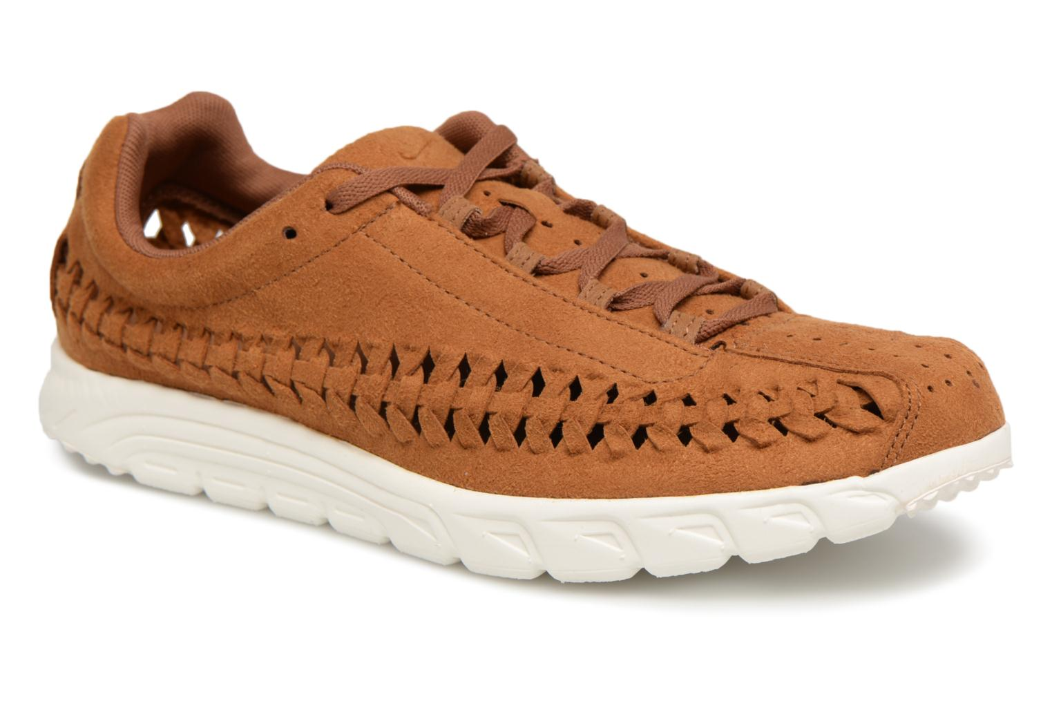 Trainers Nike Nike Mayfly Woven Brown detailed view/ Pair view