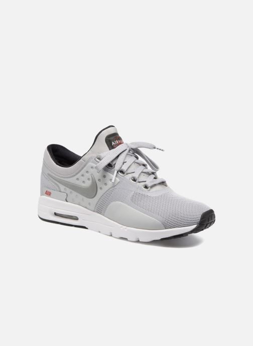 buy popular cf1e6 88d09 Baskets Nike W Nike Air Max Zero Qs Gris vue détail paire