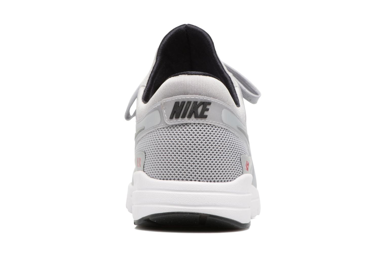 Baskets Nike W Nike Air Max Zero Qs Gris vue droite