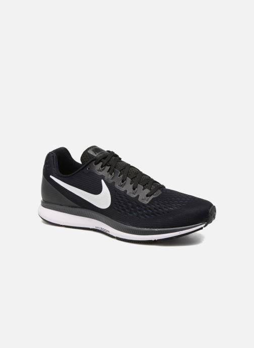 34f731f4f3b95 Chaussures de sport Nike Nike Air Zoom Pegasus 34 Noir vue détail paire